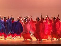 SF Youth Eurythmy Troupe in Korea